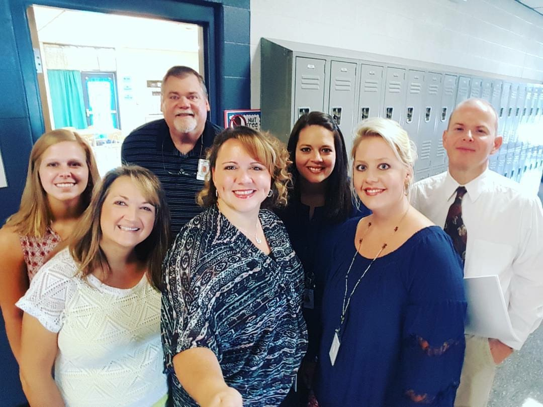5th Grade Teachers Welcomes New Students