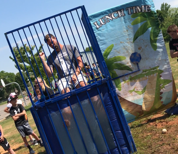 Dunking Booth!!
