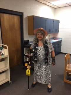 Faculty Dress Up For Spirit Week 2017