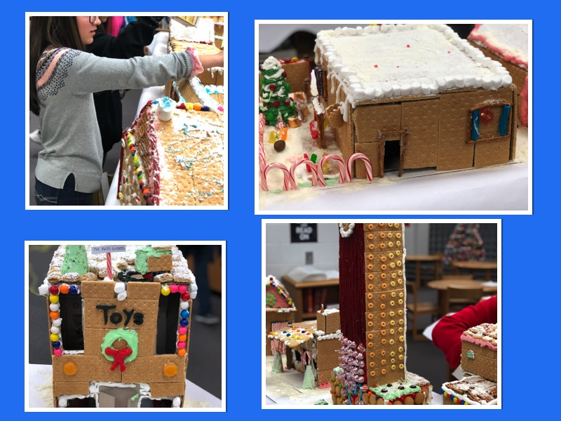 Gingerbread House PBL Project