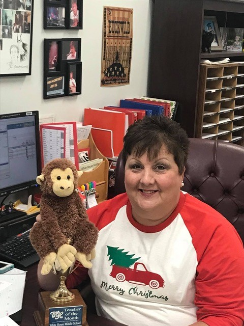 Staff Member Of The Month November 2017