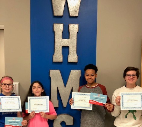 Our October Students Of The Month