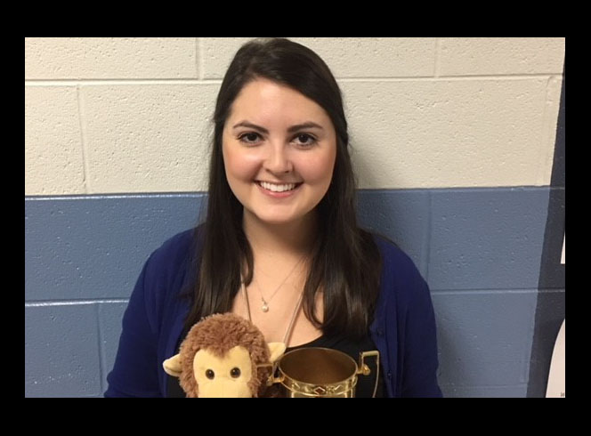 September Teacher Of The Month 2017 Ms Davis